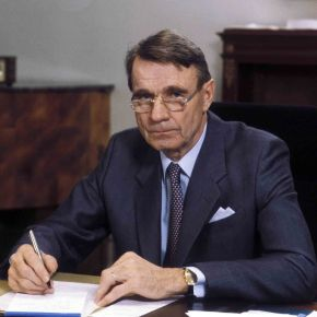 """He Was Modest and Self-Reliant"": Remembering President Mauno Koivsto of Finland"