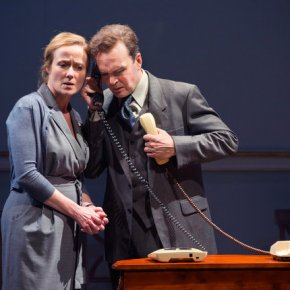 Now That's Drama: 'Oslo' Theatre Review