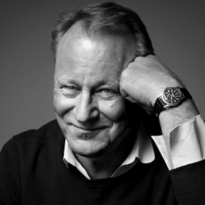 """I Like to Be All Over the Place"": Stellan Skarsgård in Conversation"