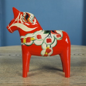 Øbjects of Desire: A Dala Horse