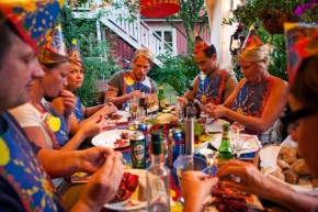 How to Celebrate … Sweden's Crayfish Festival