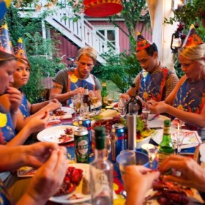 How to Celebrate … Sweden's CrayfishFestival
