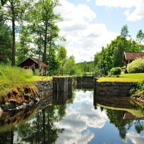 Exploring Sweden's Rural South