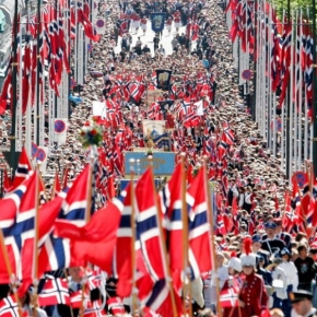 How to Celebrate… Norwegian National Day