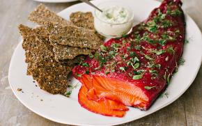Home-Curing Gravlax Made Simple