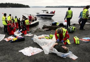 Dramatising Norway's Massacre