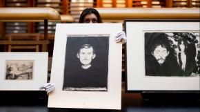 Edvard Munch Comes toLondon
