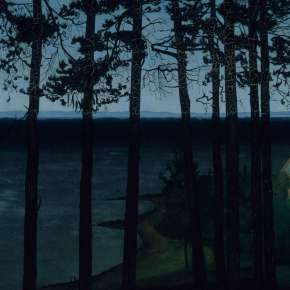 Nationalism in the Landscapes of Harald Sohlberg