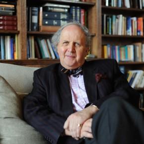 Alexander McCall Smith Invents 'NordicBlanc'