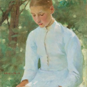 Ian McKeever on Helene Schjerfbeck's Searing Portraits