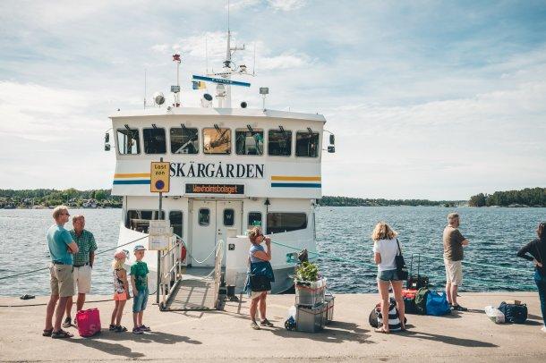 Stockholm-Archipelago-Dalaro-Ferry