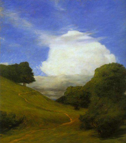prince-eugen--the-cloud