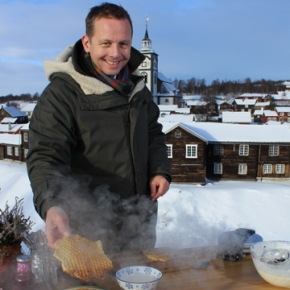 Recipe of the Month: Norway