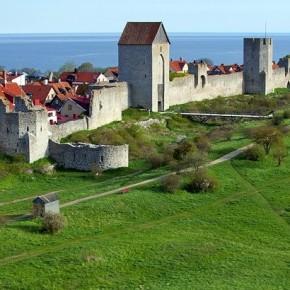 Exploring Sweden's GotlandIsland