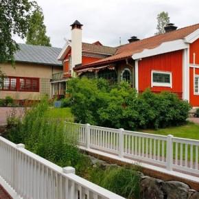 A Tour of Falun's Carl LarssonHouse