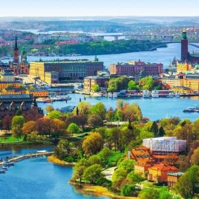 Alison Allfrey and Jessica Dölling Gripberg's Top Five Tips forStockholm